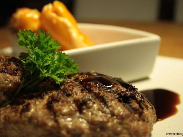 Köttfärsbiffar