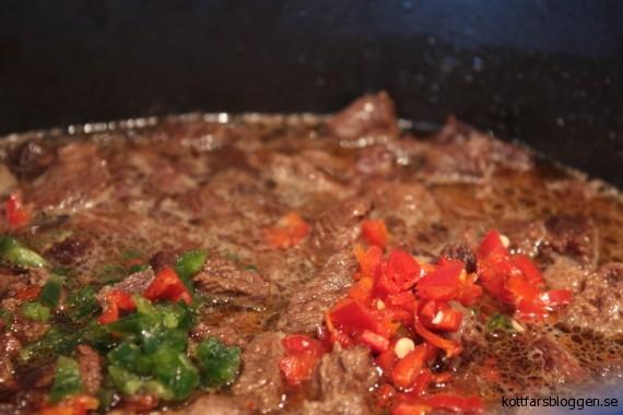 Chili i gryta