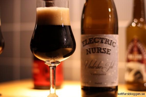 Electric Nurse - Underbar Jul