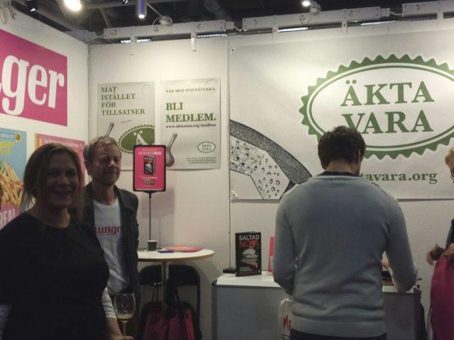 Mats-Eric Nilsson och Äkta Vara