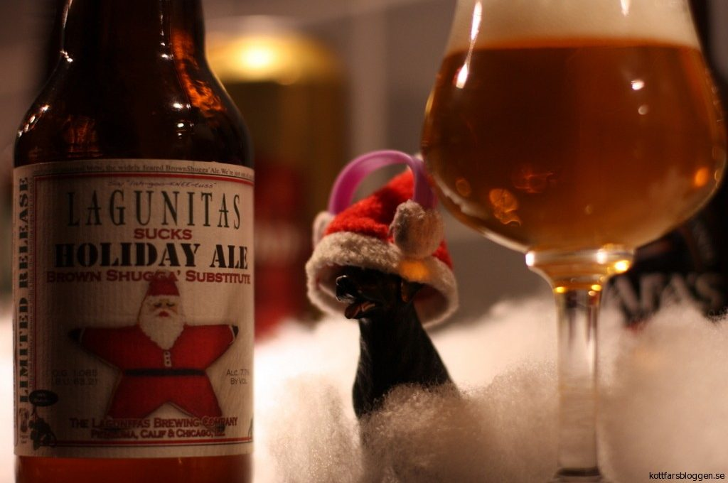 Lagunitas Holiday Ale