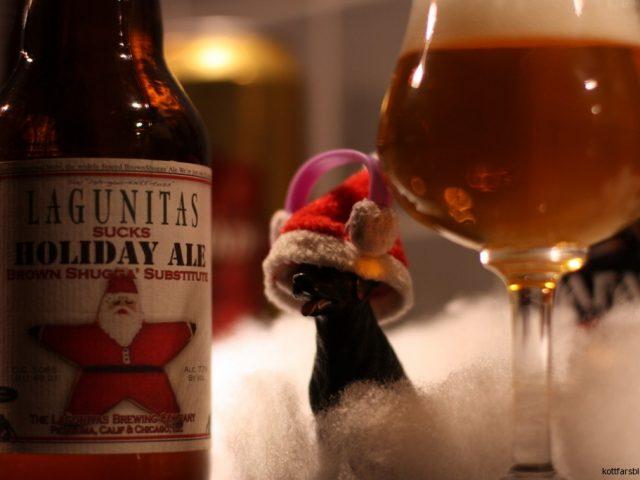 Lagunitas Holiday Ale