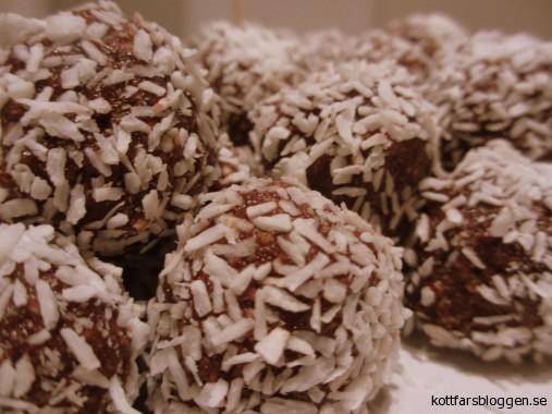 Massa Chokladbollar