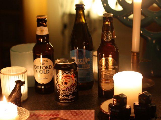 Test av ekologisk öl