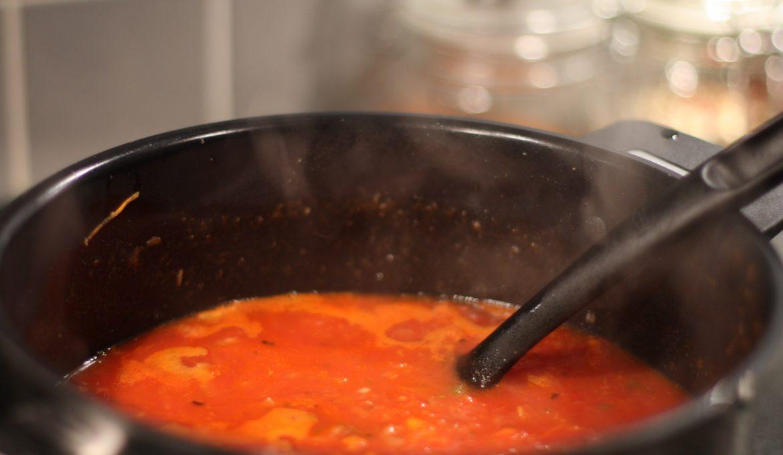 Tomatsås, bloggens extra goda