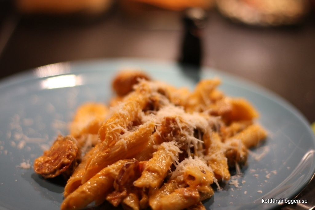 Billig och god pasta
