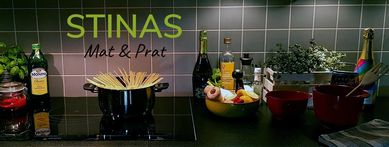 Köttfärsbloggen flyttar ut. Stinas Mat & Prat flyttar in