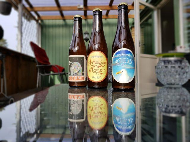 Stigbergets öl – minitest med två IPA och en APA