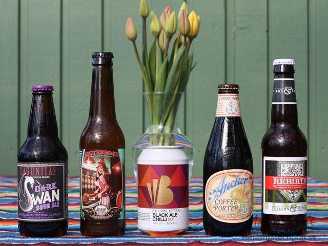 Ölprovning från Black IPA till Sour Ale